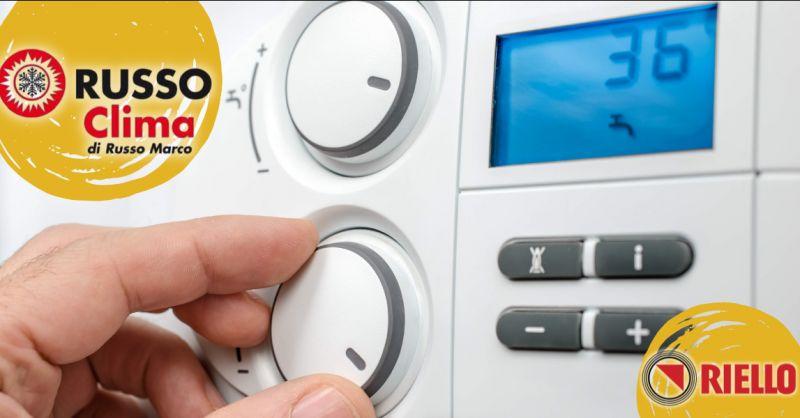 Offerta vendita e assistenza caldaie Riello Ariccia - occasione Riello climatizzatori Aprilia