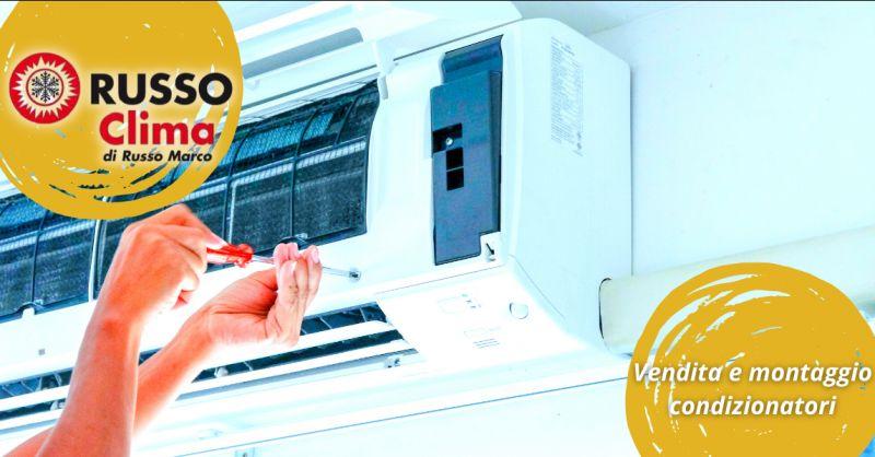 Offerta vendita montaggio condizionatori Genzano di Roma - occasione climatizzatori Aprilia