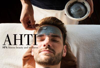 ahti spa offerta pelling viso promozione trattamento viso massaggio maschera