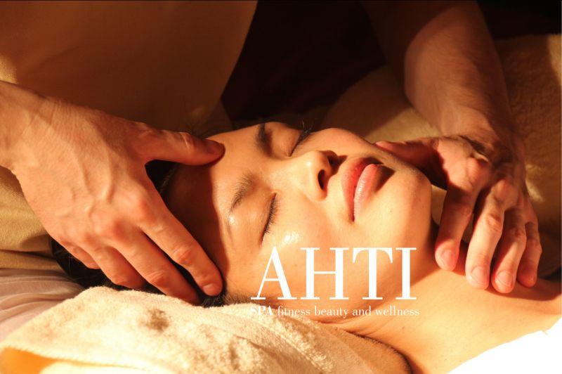 AHTI SPA offerta trattamento viso - promozione maschera massaggio viso