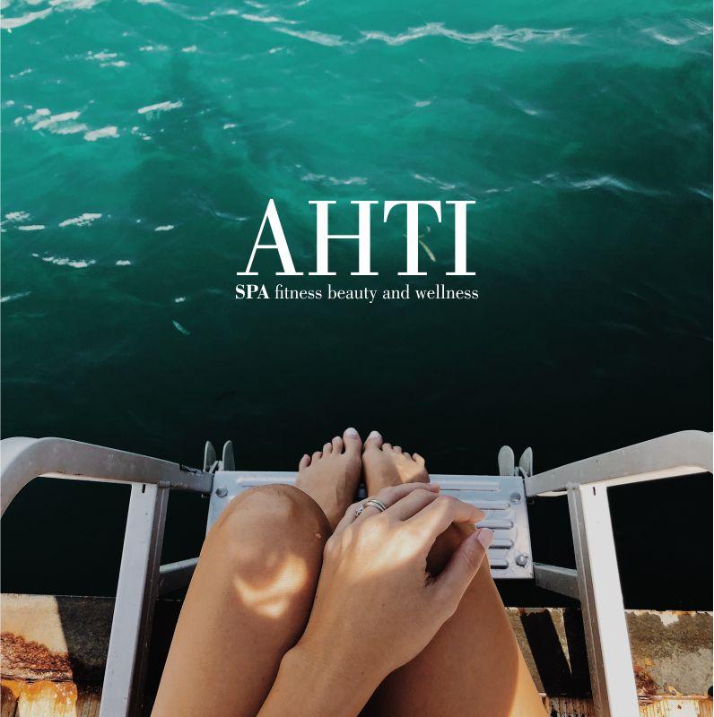 AHTI SPA offerta manicure smalto semipermanente mani - promo pedicure smalto semiparlante piedi