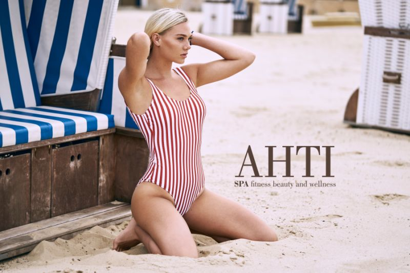 AHTI SPA offerta pressoterapia trifasica - promozione trattamento estetico drenante