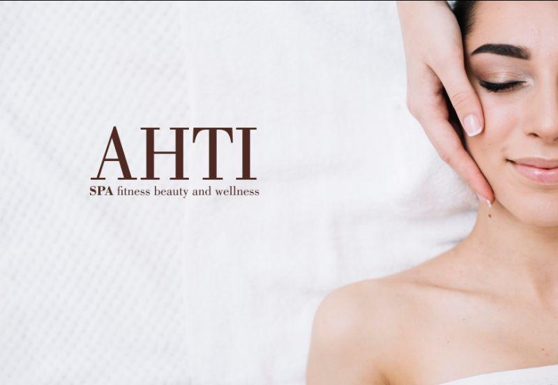 AHTI SPA offerta percorso spa massaggio - promozione maschera viso centro benessere