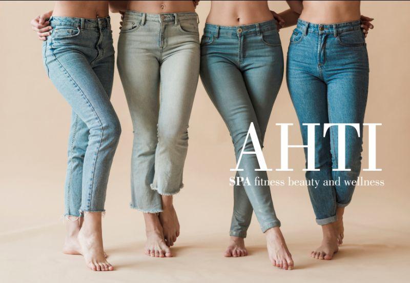 AHTI SPA offerta pressoterapia trifasica - promozione trattamento estetico linfodrenante
