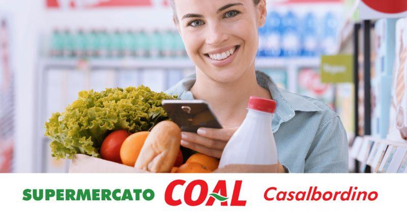 Offerta Spesa a Domicilio Casalbordino - Occasione Supermercato Consegna Domicilio Casalbordino