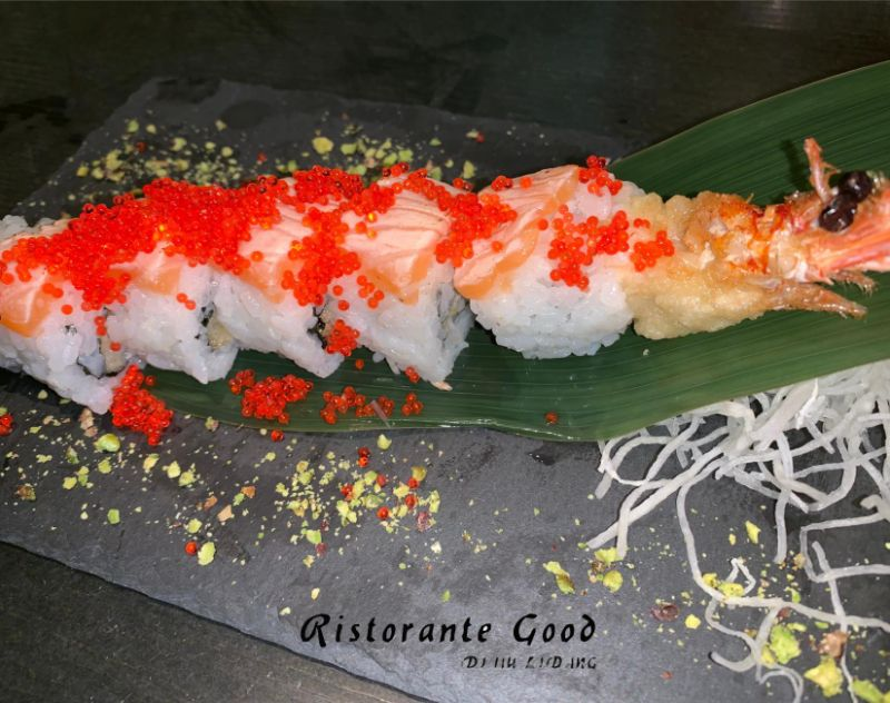 GOOD RISTORANTE offerta sushi no stop aperto ad agosto - giapponese all you can eat corsico