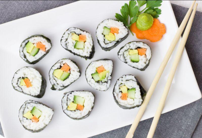 GOOD RISTORANTE offerta cucina giapponese a domicilio just eat deliveroo uber eats sushi