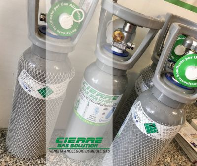 cierre gas solution vendita bombola anidride carbonica spillatura bevande noleggio co2
