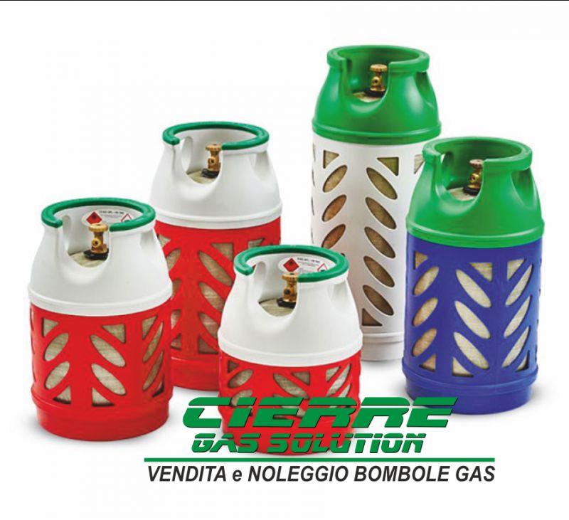 CIERRE GAS SOLUTION vendita bombola propano in vetroresina - rivenditore bbox capacita 10 kg