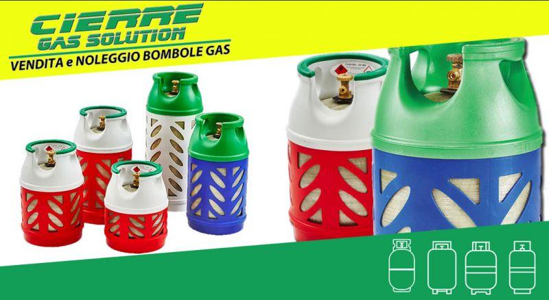 CIERRE GAS SOLUTION - offerta BOMBOLA IN VETRORESINA con propano – promozione RIVENDITORE bombole BEYFIN BBOX