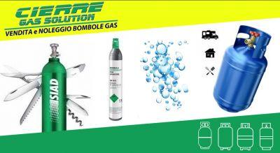 cierre gas solution offerta vendita e noleggio bombole gas promozione noleggio bombole per uso industriale