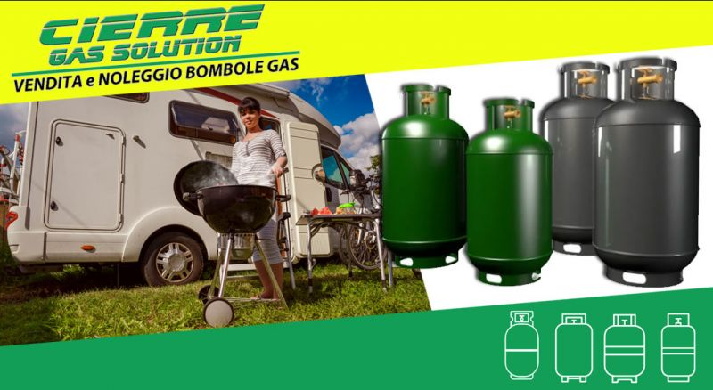 CIERRE GAS SOLUTION – offerta BOMBOLe gpl IN FERRO – promozione BOMBOLe gpl PER BARBECUE