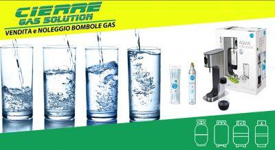 cierre gas solution offerta bombole per gasatori co2 promozione bombole per la gasatura acqua