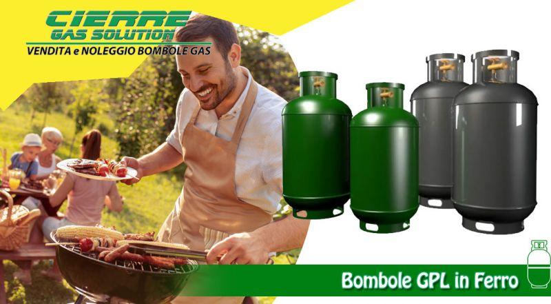 Offerta bombole gpl in ferro varese - promozione bombole gpl in ferro per la casa varese
