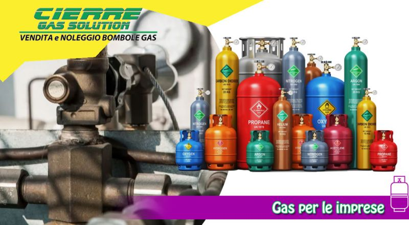 Offerta Gas per le imprese varese - promozione miscele di gas per settore industriale varese