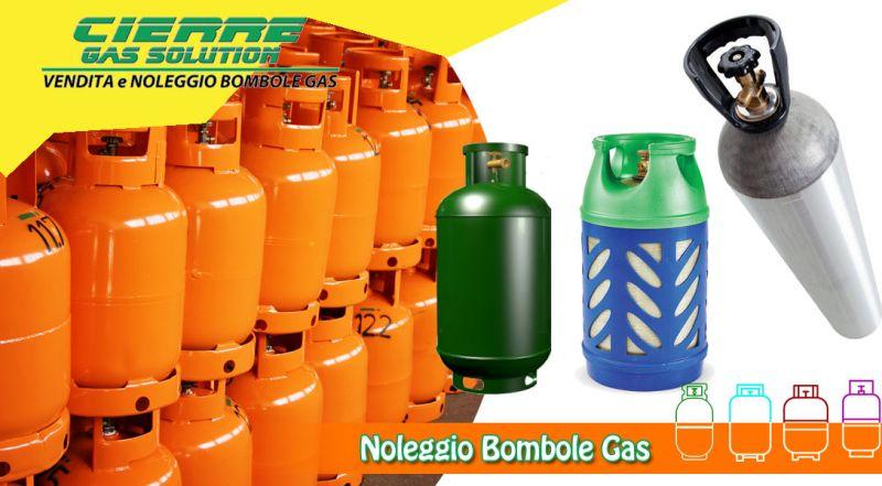 Offerta noleggio bombole gas per uso domestico varese - promozione vendita bombole gas per uso industriale varese