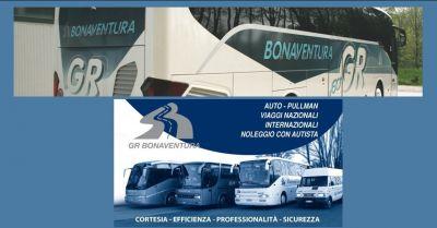 gr bonaventura offerta servizio di noleggio pullman venezia