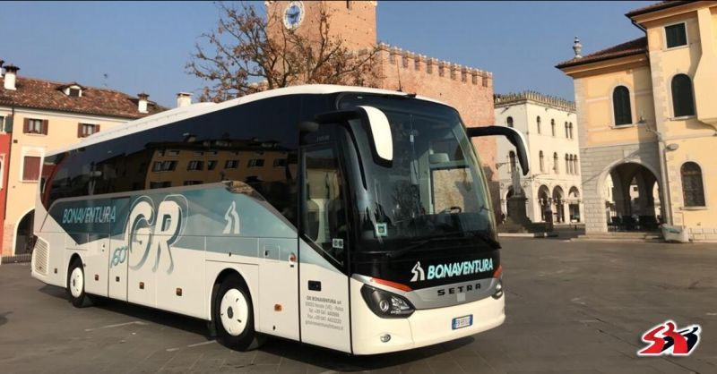 GR BONAVENTURA - offerta noleggio autobus con conducente Venezia