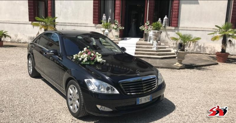 GR BONAVENTURA - offerta noleggio auto con conducente Venezia