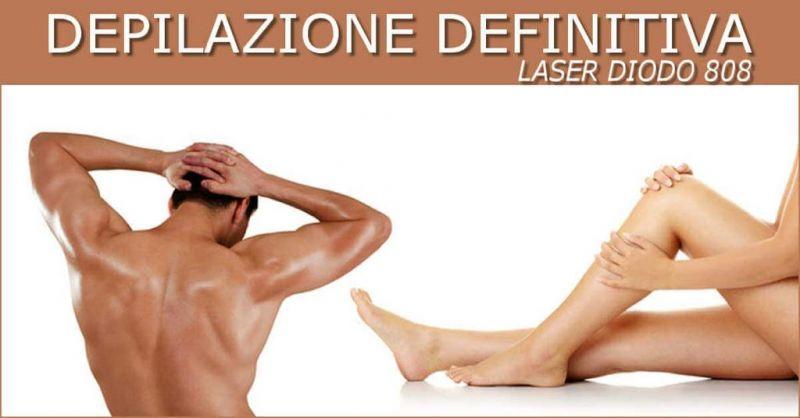FISICAMENTE DUE - offerta epilazione laser definitiva diodo ancona