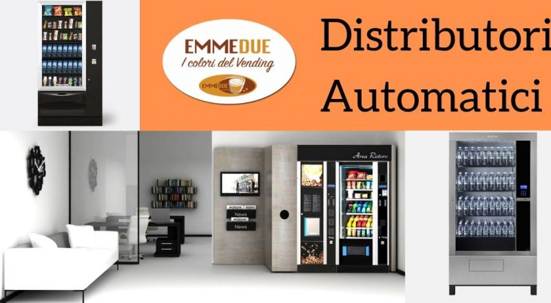 Offerta distributori automatici Parma Noleggio distributori automatici  Parma