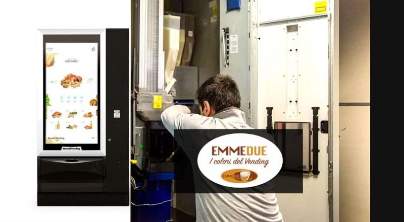 Assitenza distributori automatici  Parma  Riparazione distributori automatici Parma