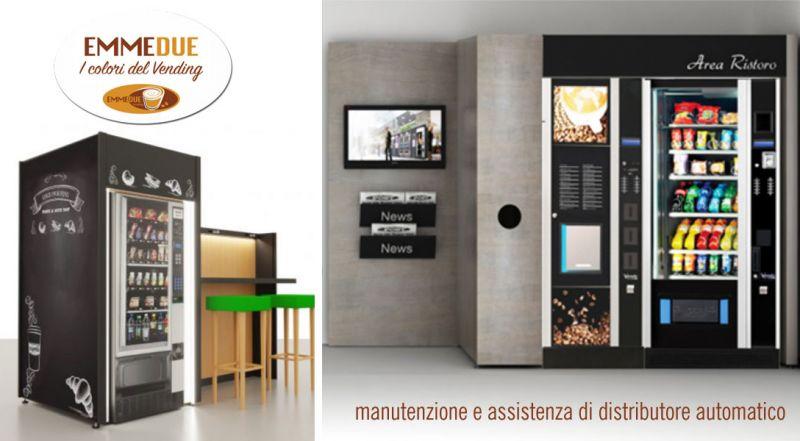 Offerta manutenzione distributore automatico bevande parma – Promozione assistenza distributore automatico snack Parma