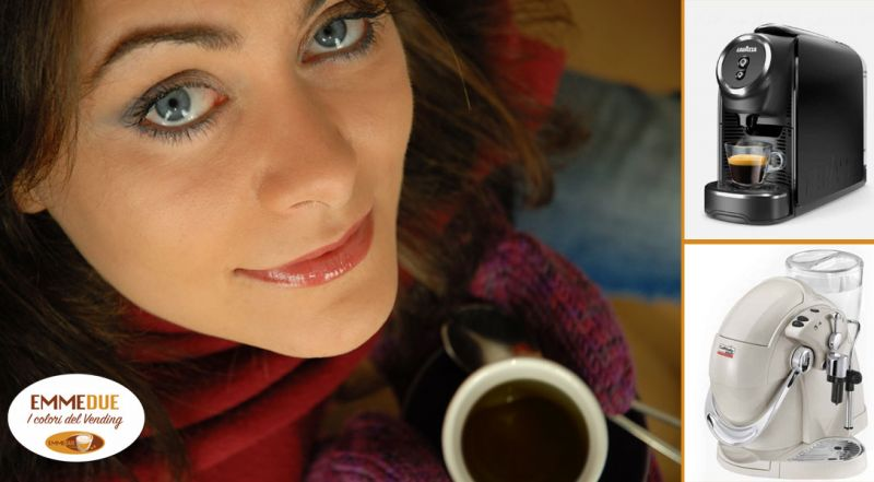 Offerta macchine da caffè comodato d'uso gratuito Parma – Promozione macchine da caffè a capsule per casa e ufficio Parma