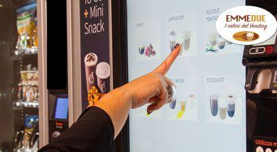 offerta distributori automatici per grandi aziende parma promozione distributori automatici di bevande e snack parma