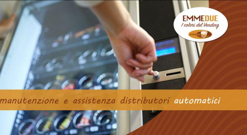 EMMEDUE - occasione installazione e assistenza distributori automatici parma