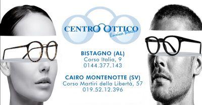 offerta centro ottico alessandria occasione occhiali biometrici lenti progressive alessandria