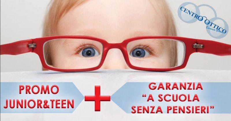 Offerta Vendita Occhiali per Bambini Alessandria - Promozione Occhiali da vista Junior Alessandria