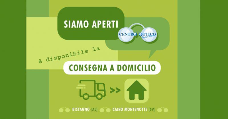Offerta Ottico Consegne Domicilio Bistagno - Occasione Ottico Consegne Domicilio Cairo Montenotte