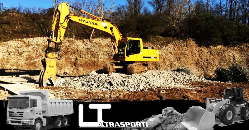 Offerta Servizio Scavi e demolizioni a Cucciago - Occasione professionisti Sbancamento e scavi Como
