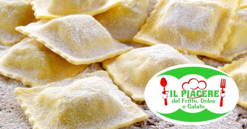 Il piacere - offerta pasta fresca ravioli spinaci e ricotta cotti e crudi