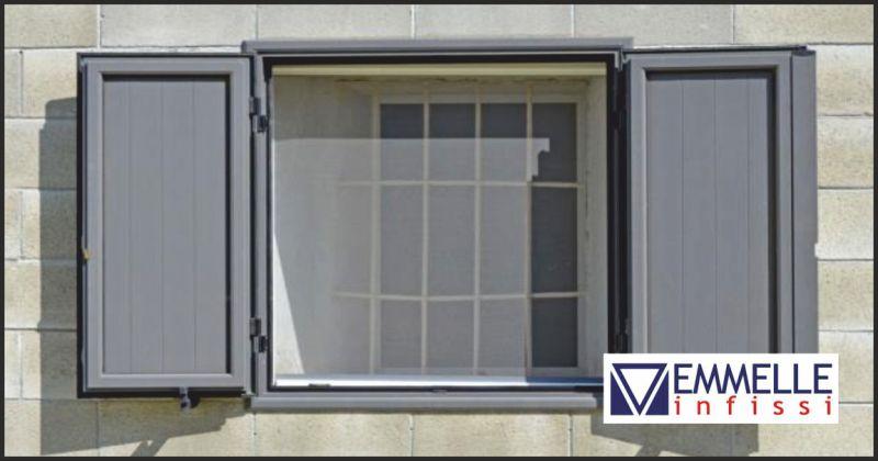 emmelle infissi offerta zanzariere su misura - occasione zanzariere per porte e finestre
