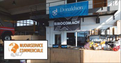 nuova service assistenza escavatori eurocomach occasione riparazione macchine eurocomach massa