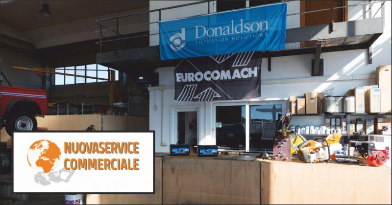 nuova service assistenza escavatori eurocomach - occasione riparazione macchine eurocomach massa