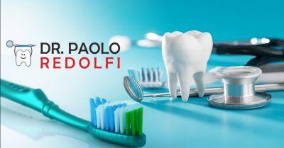 offerta odontoiatria conservativa sarnico occasione protesi dentali fisse e mobili osio