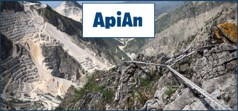 API-AN SOC. COOP - Offerta azienda leader sistemi per la messa in sicurezza pareti rocciose