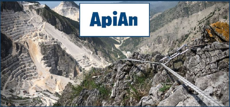 API-AN SOC. COOP - Promotion Professional SERVICE. LAYING OUT ROCKFALL BARRIERS Italian company
