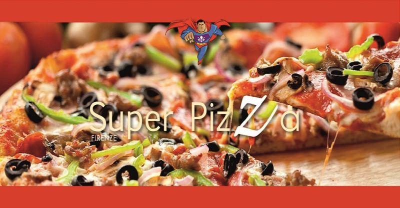 offerta servizio pizza a domicilio Firenze - Superpizza Firenze