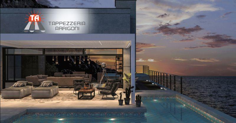 Offerta modelli pergotende Arquati Bergamo - Occasione Tende da sole a Rullo Bergamo