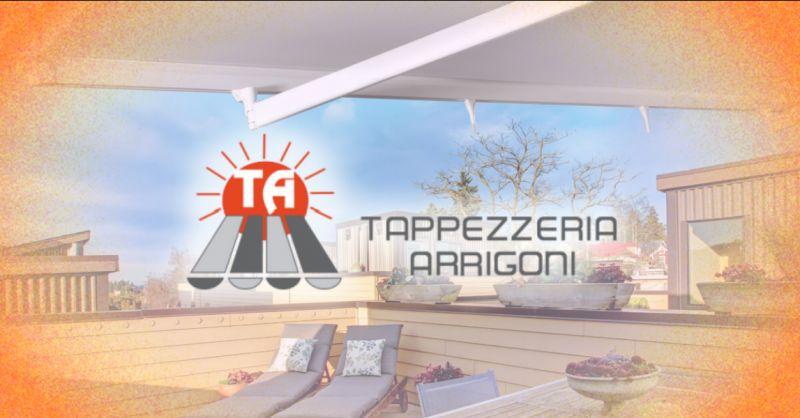 TAPPEZZERIA ARRIGONI - Offerta ecobonus tende da sole sconto in fattura Bergamo