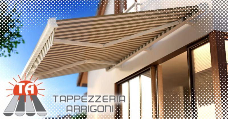 TAPPEZZERIA ARRIGONI - Offerta installazione tende da sole Arquati sconto in fattura Bergamo