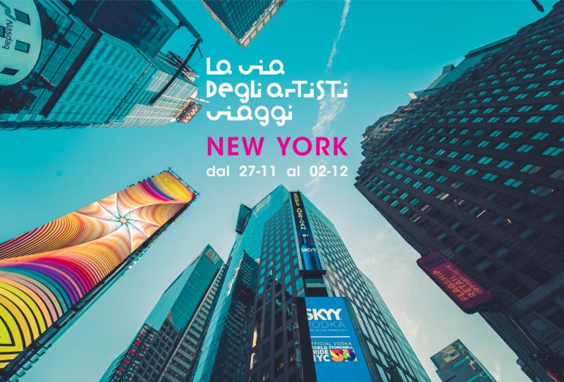 LA VIA DEGLI ARTISTI VIAGGI offerta viaggio new york - promozione viaggio organizzato manhattan
