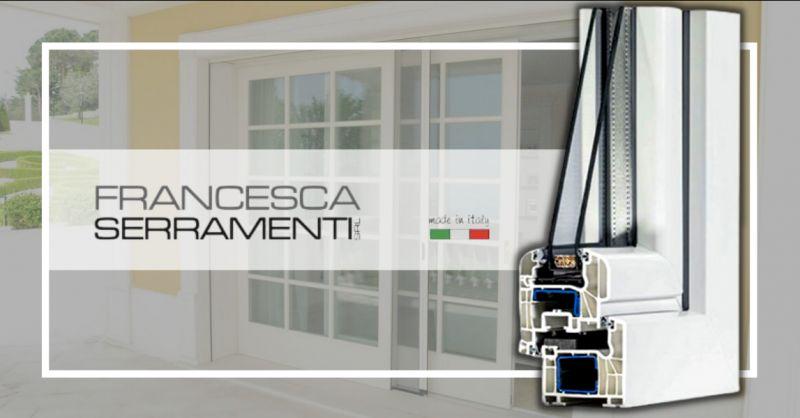 Offerta serramenti in PVC con sconto in fattura Bergamo - occasione serramenti PVC Urgnano