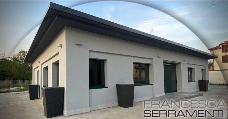 FRANCESCA SERRAMENTI Offerta azienda serramenti Bergamo - occasione serramenti Cologno al Serio