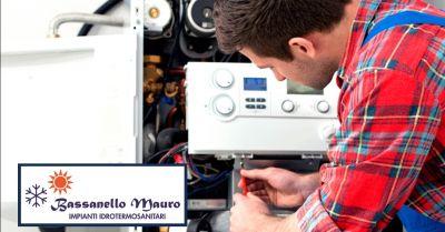 offerta servizio di sostituzione caldaie castelbelforte occasione installazione canne fumarie