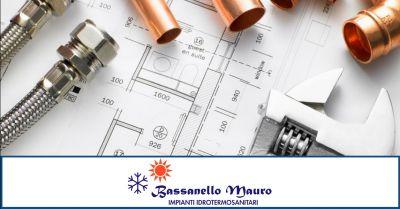 offerta installazione di impianti termoidraulici civili ed industriali castelbelforte mantova